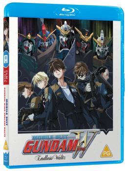 Mobile Suit Gundam Wing Endless Waltz Blu-Ray UK