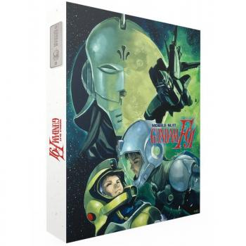 Mobile Suit Gundam F91 Blu-Ray UK Collector's Edition