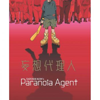 Paranoia Agent Blu-Ray UK Collector's Edition
