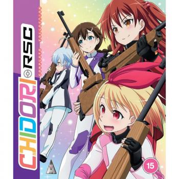 Chidori RSC Blu-Ray UK