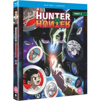 Hunter X Hunter Set 04 Blu-Ray UK