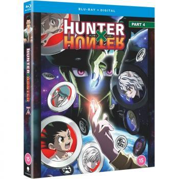 Hunter X Hunter Set 04 Blu-Ray UK