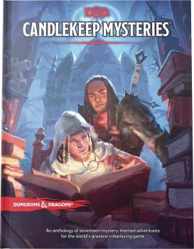 Dungeons & Dragons RPG - Candlekeep Mysteries