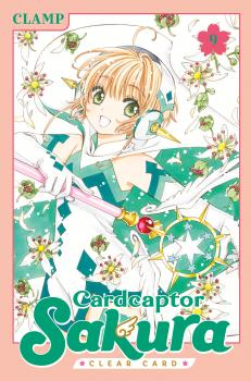 Cardcaptor Sakura Clear Card vol 09 GN Manga