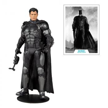 DC Justice League Movie Action Figure - Batman (Bruce Wayne)