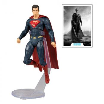 DC Justice League Movie Action Figure - Superman (Blue/Red Suit)