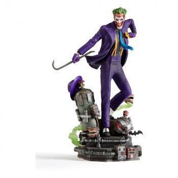 DC Comics Deluxe Art Scale Statue - The Joker 1/10