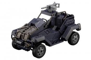 Hexa Gear Plastic Model Kit - Booster Pack 003 Night Stalkers Ver. 1/24