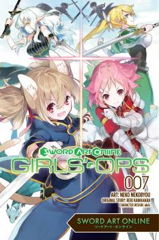Sword Art Online Girls' Ops vol 07 GN Manga