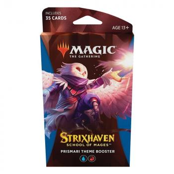 Magic the Gathering Strixhaven School of Mages Theme Booster Prismari