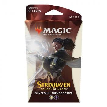 Magic the Gathering Strixhaven School of Mages Theme Booster Silverquill