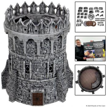 D&D Icons of the Realms Miniatures - The Tower