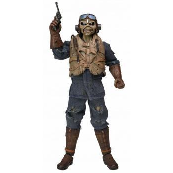 Iron Maiden Retro Action Figure - Aces High Eddie