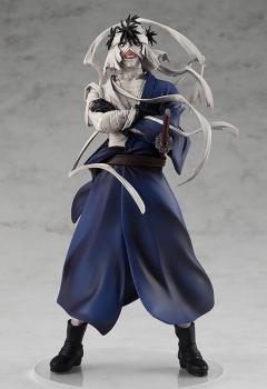 Rurouni Kenshin Pop Up Parade PVC Figure - Makoto Shishio