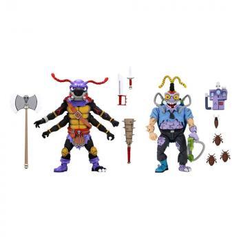 Teenage Mutant Ninja Turtles Action Figure - 2-Pack Antrax & Scumbug