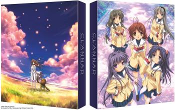 Clannad & Clannad After Story Blu-Ray UK Limited Edition