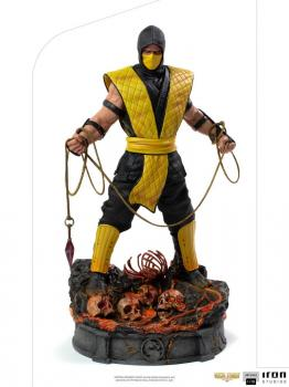 Mortal Kombat Art Scale Statue - Scorpion 1/10