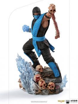 Mortal Kombat Art Scale Statue - Sub-Zero 1/10