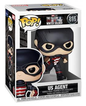 Falcon and the Winter Soldier Pop Vinyl Figure - US Agent