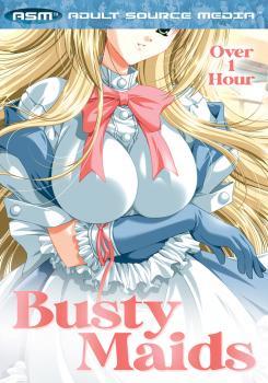 Busty Maids DVD