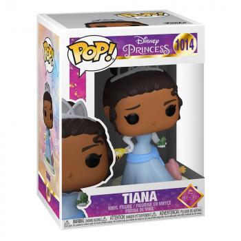 Disney Princess Pop Vinyl Figure - Tiana