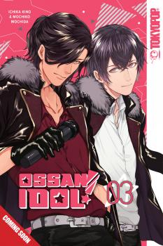 Ossan Idol even 36 Never too late vol 03 GN Manga