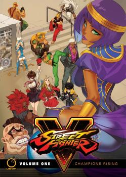 Street Fighter V vol 01 Champions Rising HC