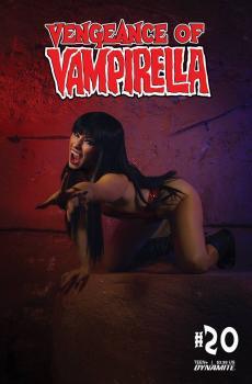 VENGEANCE OF VAMPIRELLA #20 CVR D COSPLAY