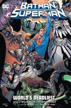 Batman Superman Vol 02: Worlds Deadliest (Hardcover)