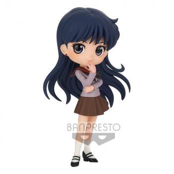 Sailor Moon Eternal The Movie Q Posket Mini Figure - Rei Hino Ver. A