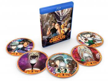 Karakuri Circus Blu-ray
