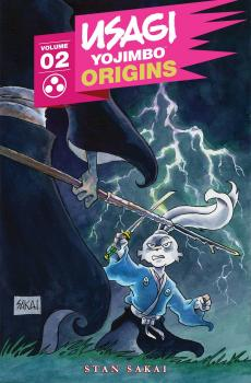 Usagi Yojimbo Origins TP Vol 02 Wanderers Road (Trade Paperback)