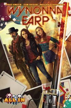 Wynonna Earp All In TP (Trade Paperback)
