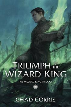 Triumph Of The Wizard King Book Three (Trade Paperback)