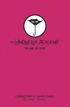 Umbrella Academy You Look Like Death Library Edition HC (Hardcover)