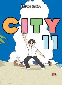 City vol 11 GN Manga