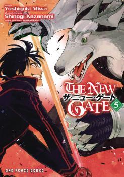 New Gate vol 05 GN Manga