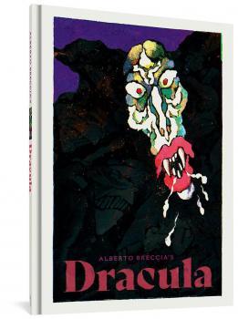 Alberto Breccias Dracula HC