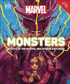 Marvel Monsters Beasts Of Marvel Multiverse Explored HC