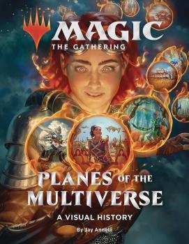 MTG Planes Of Multiverse Visual History HC