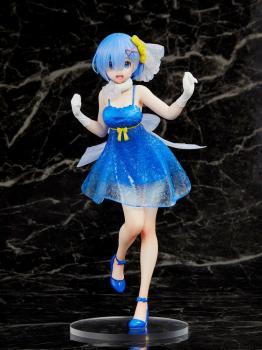 Re:Zero Precious PVC Figure - Rem Clear Dress Ver.