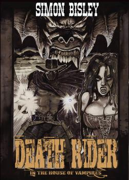 Death Rider In The House Of Vampires (MR)