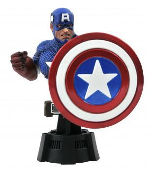 Marvel Comic Bust - Captain America