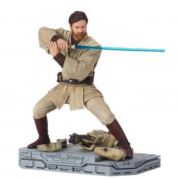 Star Wars Milestones Statue - Revenge Of The Sith Obi Wan