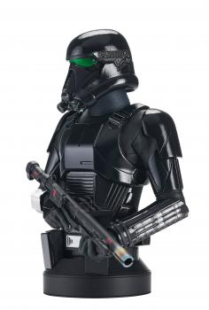 Star Wars Mandalorian Death Trooper 1/6 Scale Bust