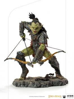 Lord Of The Rings BDS Art Scale Statue - Archer Orc 1/10