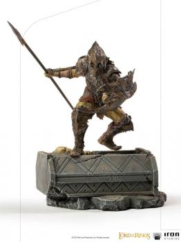 Lord Of The Rings BDS Art Scale Statue - Armored Orc 1/10