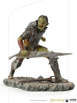 Lord Of The Rings BDS Art Scale Statue - Swordsman Orc 1/10