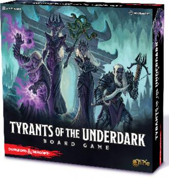 D&D - Tyrants of the Underdark Board Game (Updated Edition)