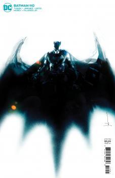 BATMAN #110 CVR B JOCK CARD STOCK VAR